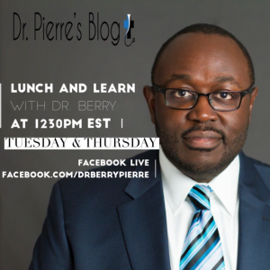 national minority month, lunch and learn, drpieresblog