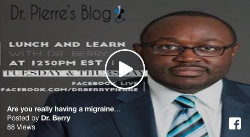 headaches, migraines, drpierresblog